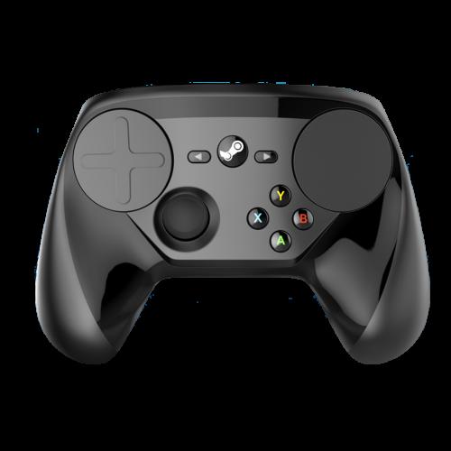 Valve Steam Controller- Valve Steam Controller - gaming controller