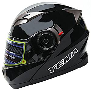 YEMA Motorcycle Helmet YEMA YM-925 - Motorcycle Helmets for Women