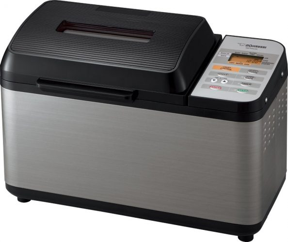 Zojirushi BB-PAC20BA BB-PAC20 Home Bakery Virtuoso Breadmaker with Gluten Free Menu setting - Bread Machines