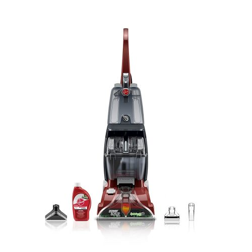 Hoover Power Scrub Deluxe Carpet Washer FH50150 - Carpet Cleaners