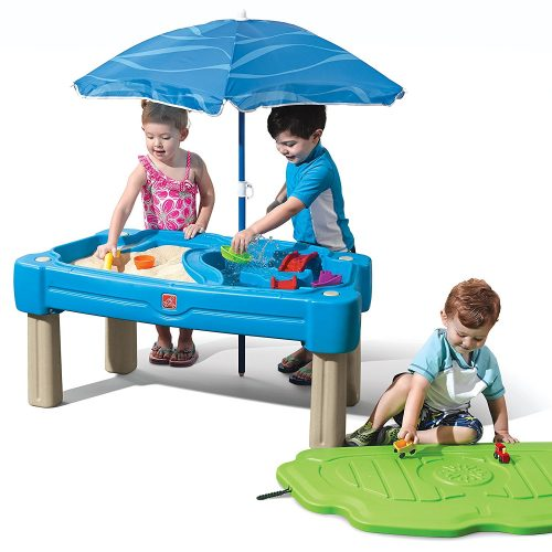 Step2 Cascading Cove Sand and Water Table - Water Tables for Kids