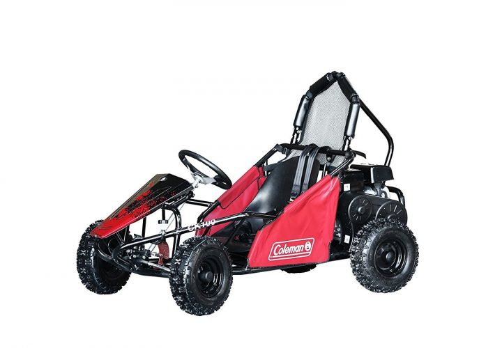 Coleman Powersports 98cc/3.0HP CK100-S Go Kart - Off Road Go Karts