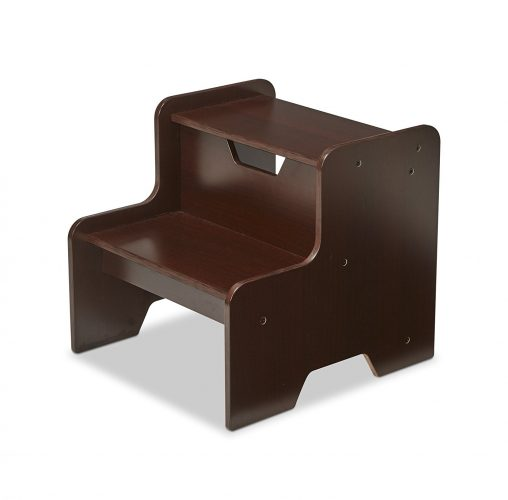 Melissa & Doug Step Stool - Espresso