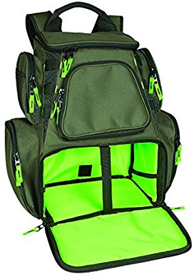 Wild River 3606 Multi-Tackle Large Backpack - Fishing Backpacks & Bags