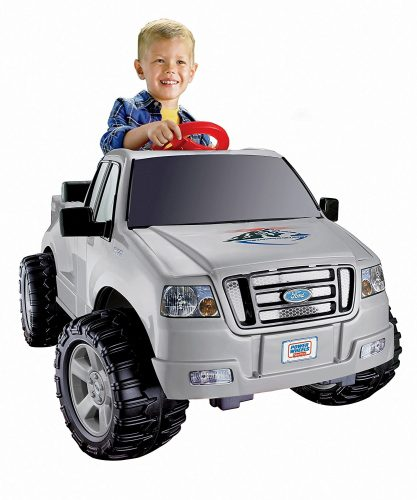 Power Wheels Ford Lil' F-150 - Electric Cars For Kids