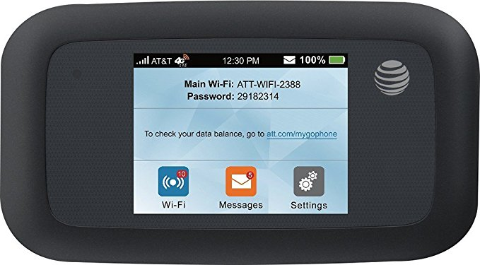 ZTE Velocity 4G LTE Mobile WiFi Hotspot GSM Unlocked
