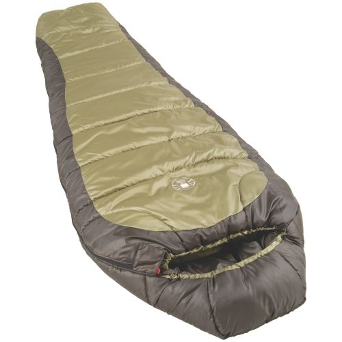 """Coleman North Rim Adult Mummy Sleeping Bag"" - Sleeping Bags"