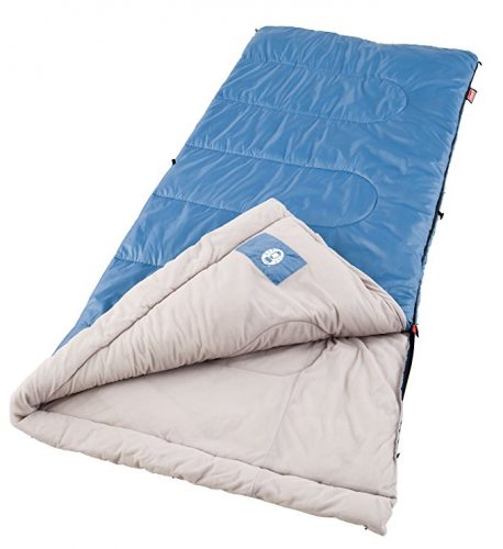 """Coleman Sunridge 40-60 Degree Sleeping Bag"" - Sleeping Bags"