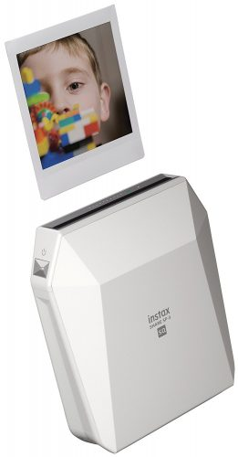 Fujifilm Instax SP-3 Mobile Printer – White Portable Photo Printers