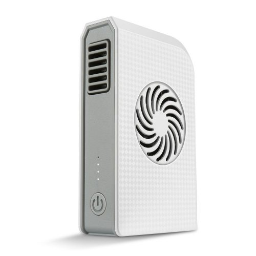 Skyocean Small Personal Fan with 6000mAh Power Bank Handheld Air Conditioners and Mini Coolers