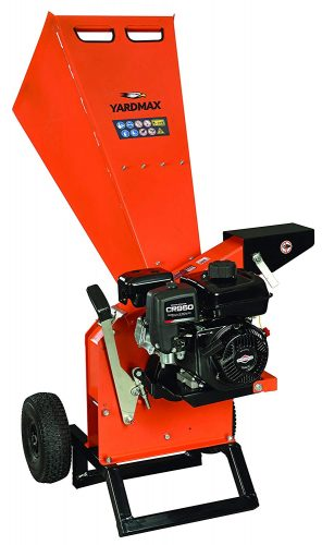 YARD MAX Chipper Shredder YW7565 - wood chippers