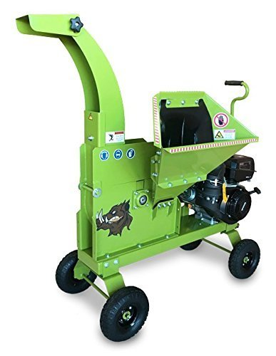 YARDBEAST Wood Chipper 3514 - wood chippers