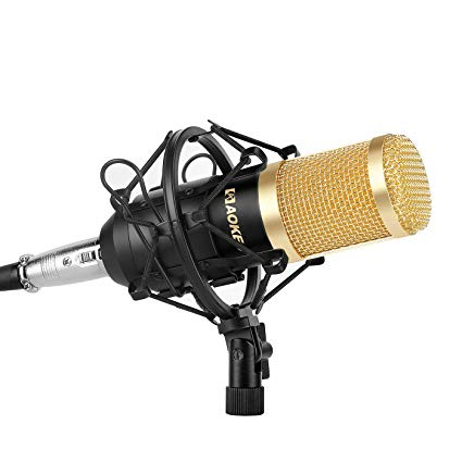 Top 10 Best Professional Studio Microphones In 2020