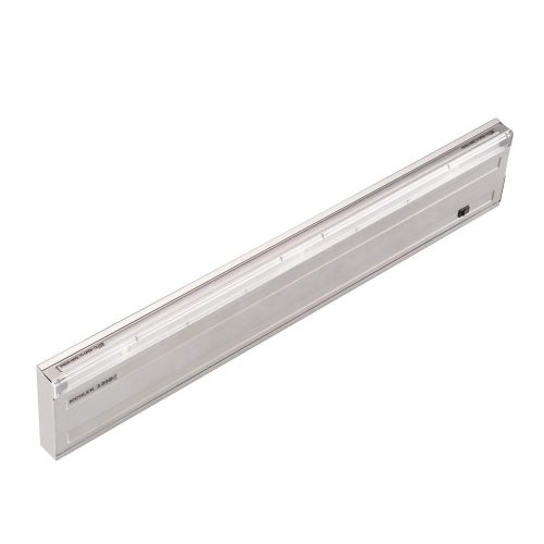 Kichler 12067SS30 LED Direct Wire 3000K LED Undercabinet 22-Inch, Stainless Steel