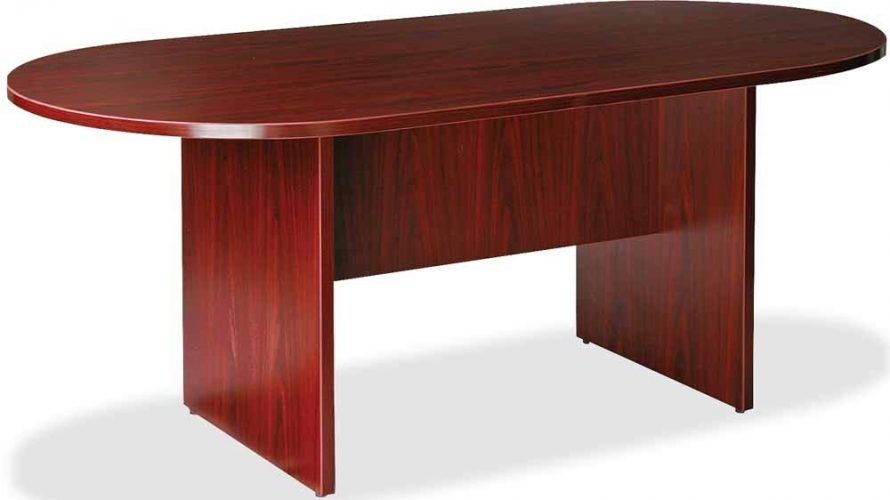 Lorell Oval Conference Table - Conference Room Tables