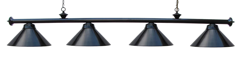 """72"""" Pool Table Light Billiard Lamp - Pool Table Lights"""