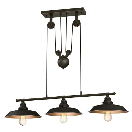 Westinghouse 6332500 Iron Hill - Pool Table Lights