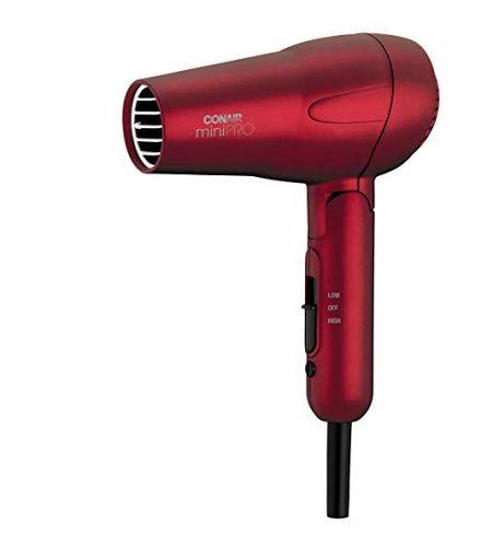 Conair MiniPRO - Best Travel Hair Dryer