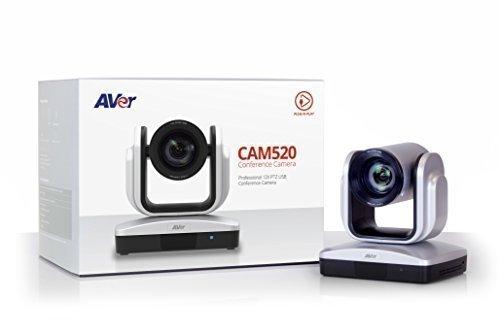 AVer Information CAM520 12X USB PTZ Plug-N-Play