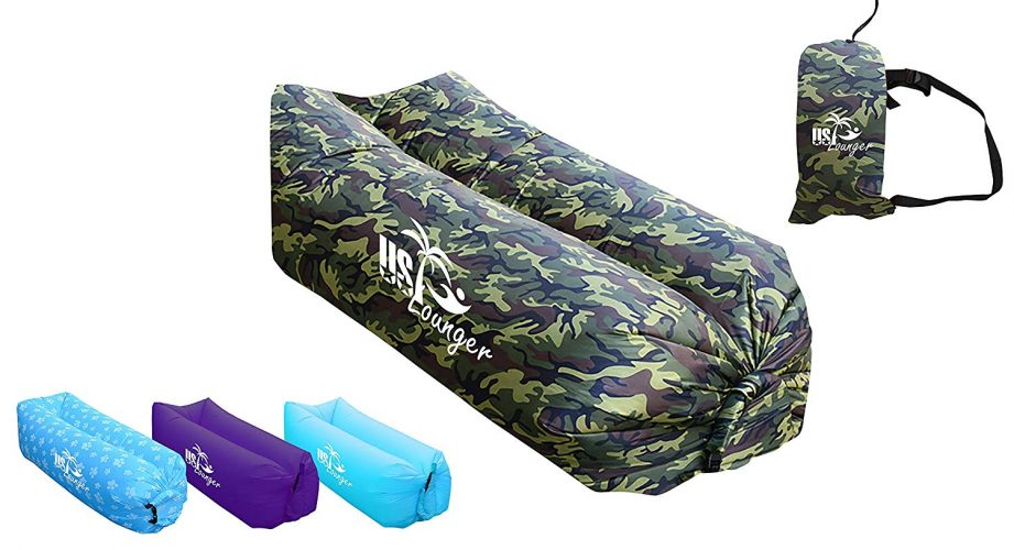 Air Loungers Fast Inflatable Loungers -US Lounger