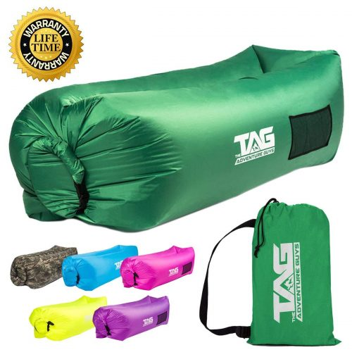 The Adventure Guys - Inflatable Loungers Air Loungers