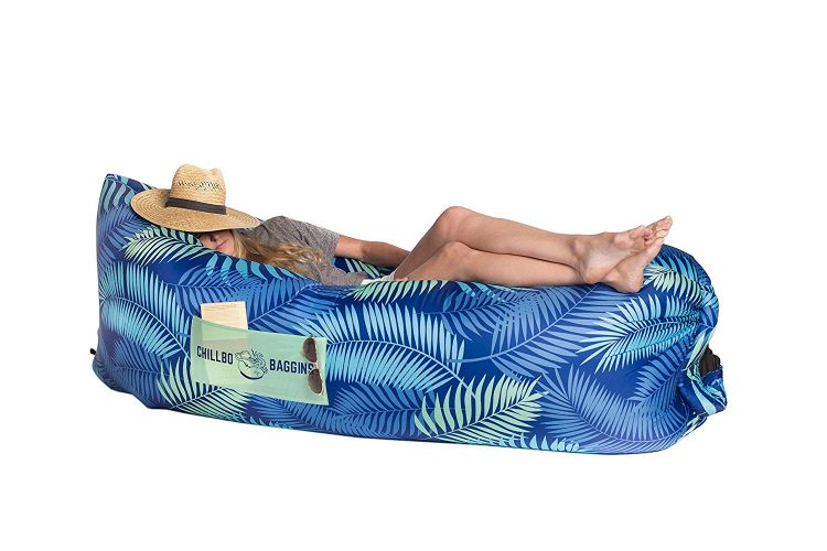 Best Inflatable Loungers- Chillbo Baggins