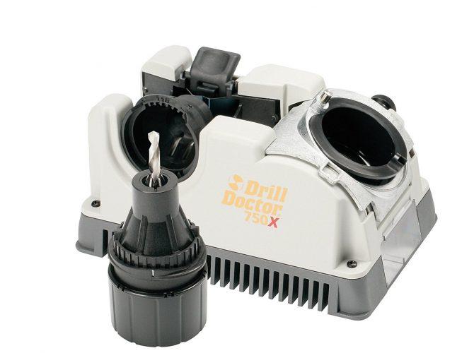 Drill Bit Sharpener- Drill Doctor 750X