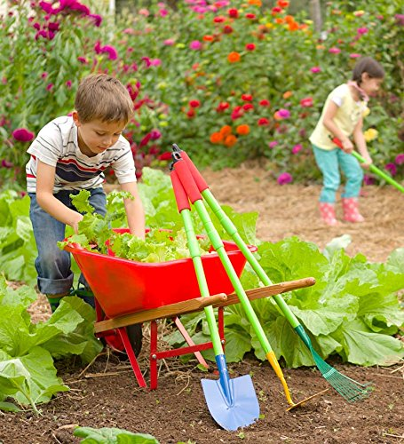 Kid's Garden Wheelbarrow