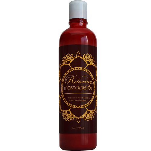 Relaxing Massage Oil - For Him & Her by Honeydew