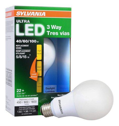 Sylvania Home Lighting 3-WAY LED Light Bulb