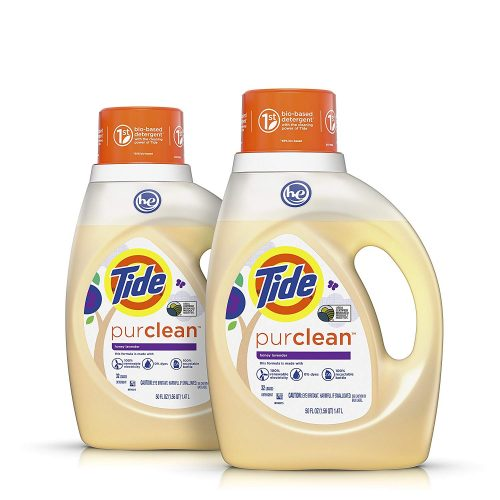 Tide Purclean Plant Based Laundry Detergents