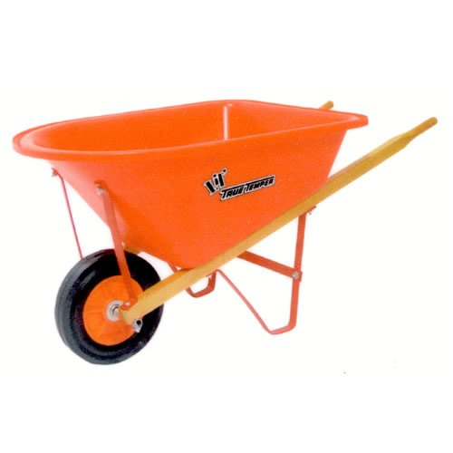 True Temper Kids Lil' Wheelbarrow- The AMES Companies, Inc