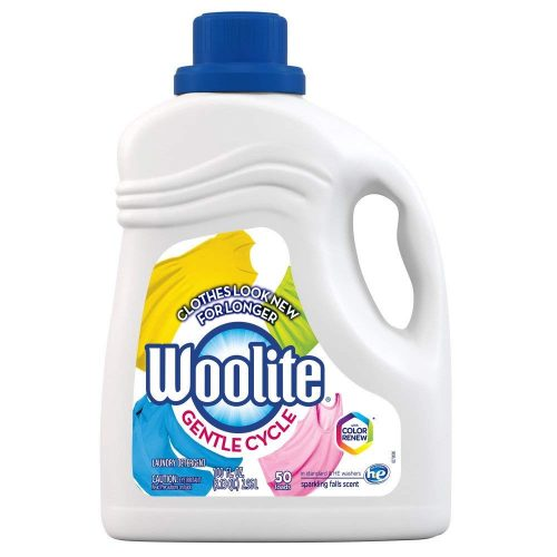 Woolite Gentle Cycle Liquid Laundry Detergents