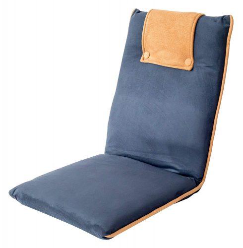 bonVIVO EASY II Padded Floor Chair with Adjustable Backrest