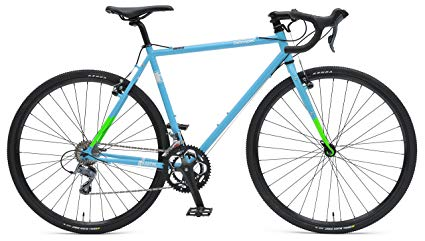 Retrospec Bicycles AMOK-16 CycloCross Sixteen Speed Bike with Chromoly Frame