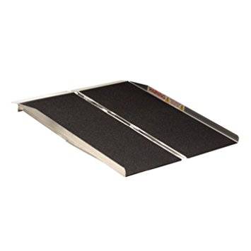 Prairie View Industries SFW330 Portable Single fold Ramp, 3 ft. x 30 in