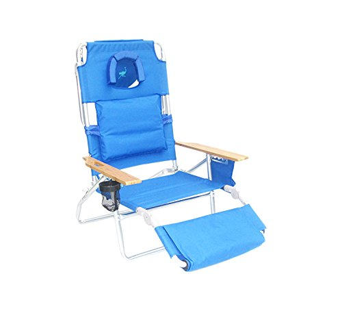 Ostrich Deluxe 3N1 Chair, Blue