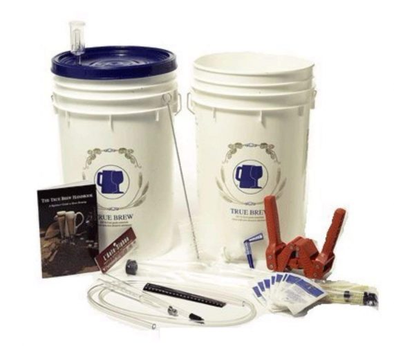 Learn To Brew LLC HOZQ8-1465 Basic Homebrew Kit for Home Made Beer, Multicolor