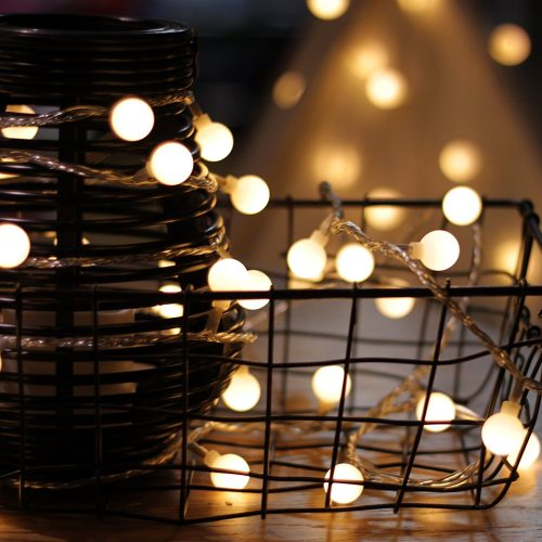 LED String Lights, by myCozyLite - outdoor string lights