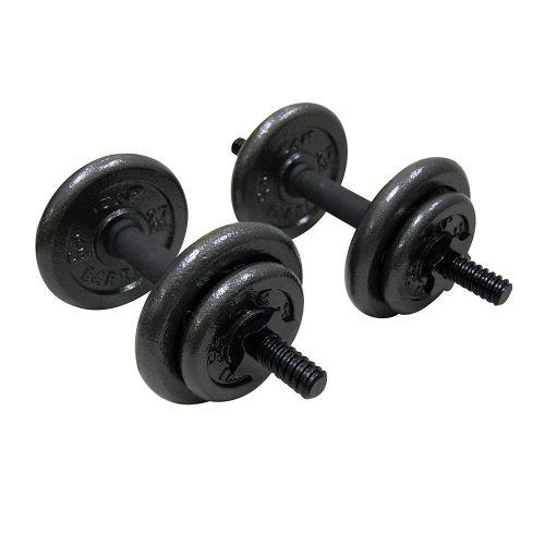 CAP Barbell RSWB-CS040T Adjustable Dumbbell Set (40 Pounds)