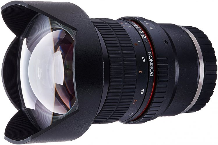 Rokinon FE14M-E 14mm F2.8 Ultra-Wide Lens for Sony E-mount and Fixed Lens for Other Cameras