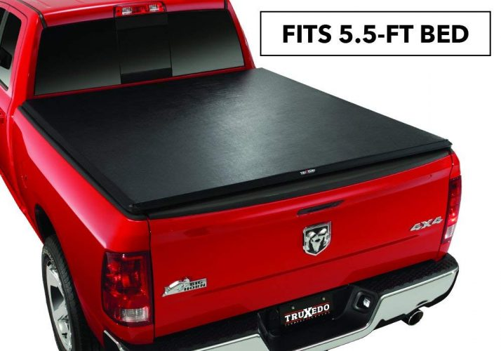 Truxedo TruXport Roll-up Truck Bed Cover 245901 09-17 Dodge Ram 1500 5'7 Bed - Truck Bed Covers