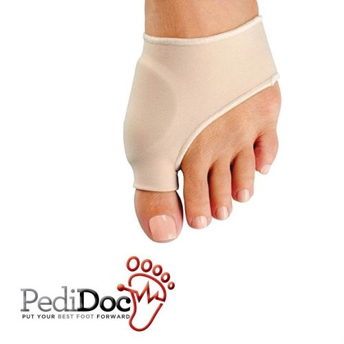 Bunion Corrector and Bunion Relief Sleeve with Gel Pad Cushion Bunion Protector - Protection and Treatment for Hallux Valgus Bunion Pain (1 Pair) Medium