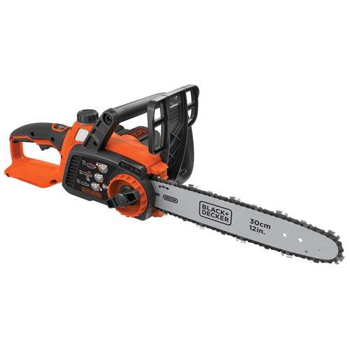 BLACK+DECKER LCS1240 40-volt Cordless Chainsaw, 12-Inch