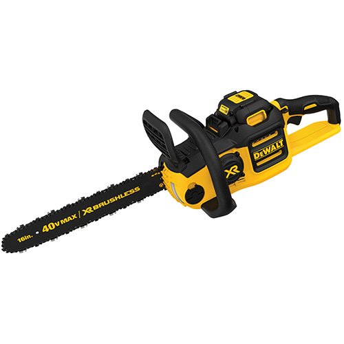 DEWALT DCCS690M1 40V 4AH Lithium Ion XR Brushless Chainsaw, 16""