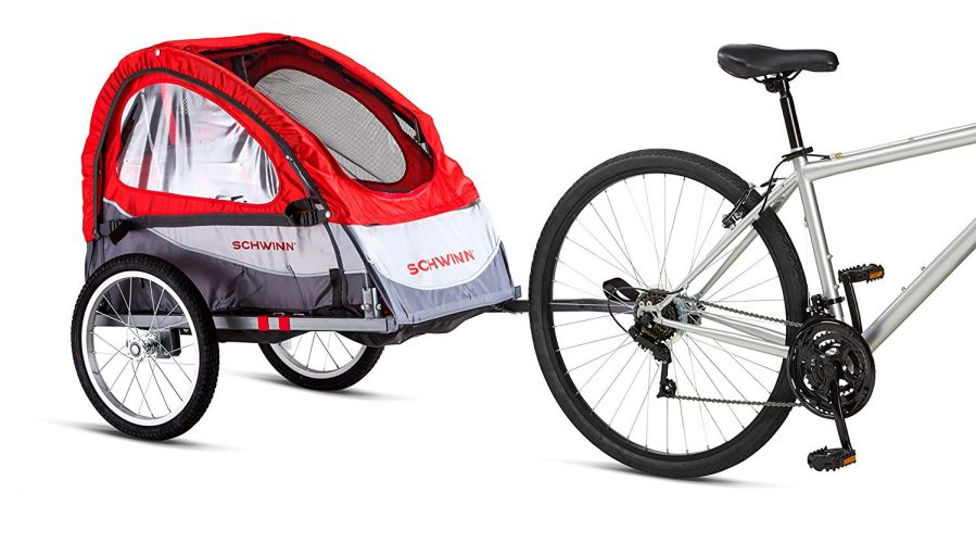 Schwinn Trailblazer Single Bike - bike trailers