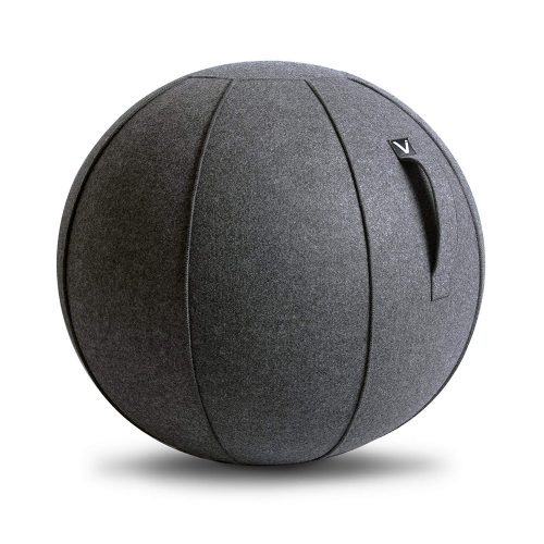 Vivora Luno - Self-Standing Sitting Ball Chair Home, Office, Yoga - Balance Ball Chairs