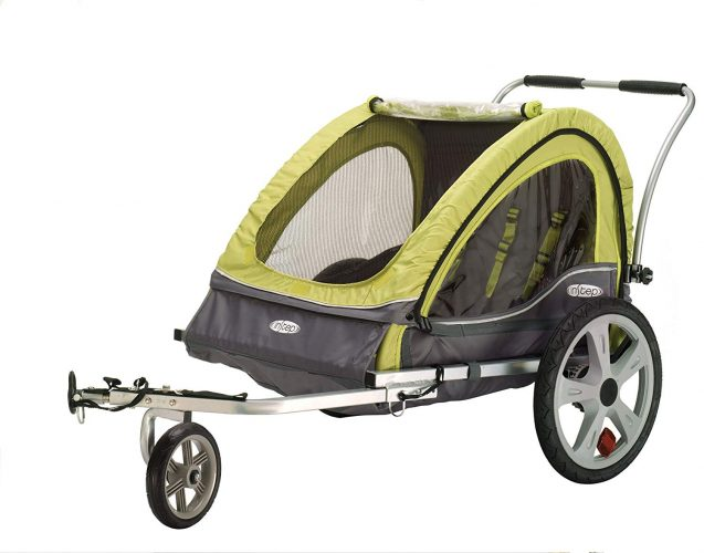 InStep Sierra Double Bicycle Trailer - bike trailers