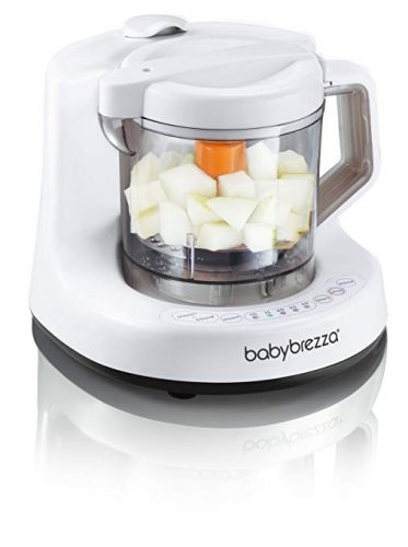 Baby Brezza Baby Food Maker Machine - Baby Food Makers