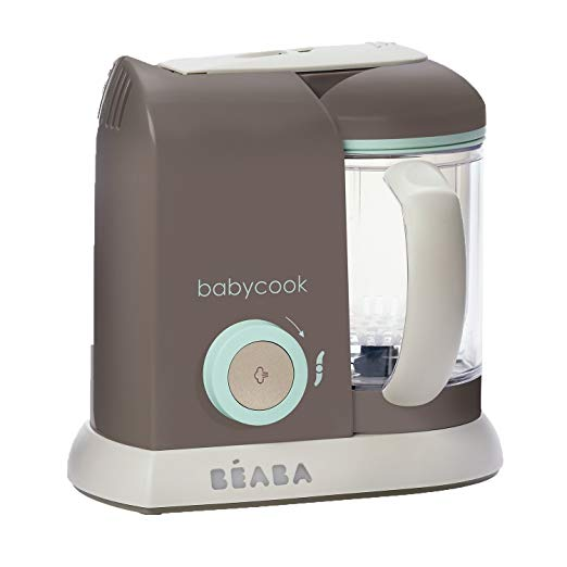 BEABA Babycook 4 in 1 Steam Cooker and Blender  - Baby Food Makers